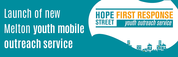 With thanks to The Ian Potter Foundation for funding the Youth Mobile Outreach Service
