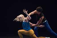 Mocean Dance -Photo by Michelle Doucette