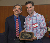 Ryan Coller, MD, Receives UW Health Rising Star Clinical Excellence Award
