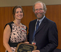 Melissa Cercone, MD, Receives a UW Health Clinical Educator Excellence Award