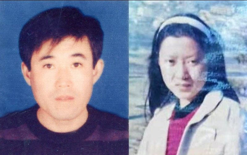 A businessman and school teacher who died from persecution in China.