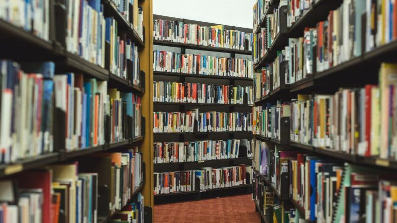 Norwegian library that refused to bow to Chinese censorship pressure.