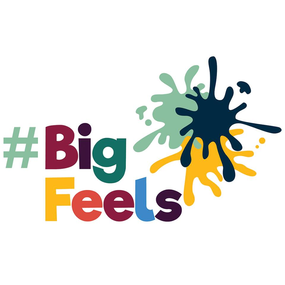 Logo #BigFeels