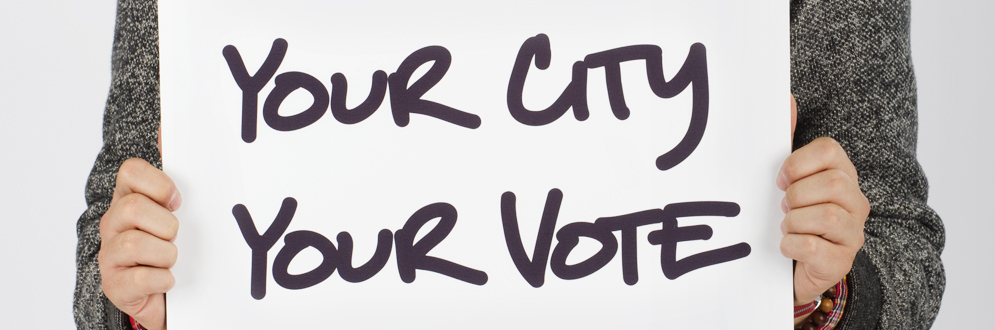Your City Your Vote