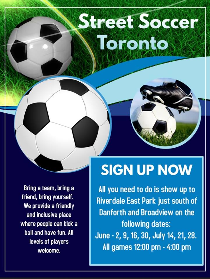 Street Soccer Poster Download