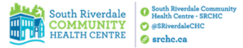 Logo South Riverdale Community Health Centre