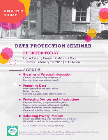 Data Protection Seminar