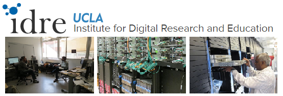 UCLA Institute for Digital Research and Education