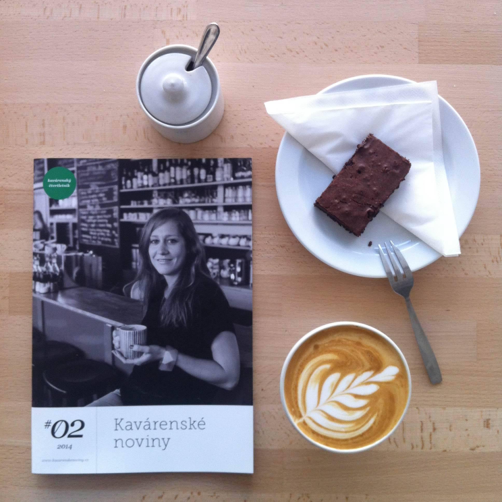 Kavárenské noviny