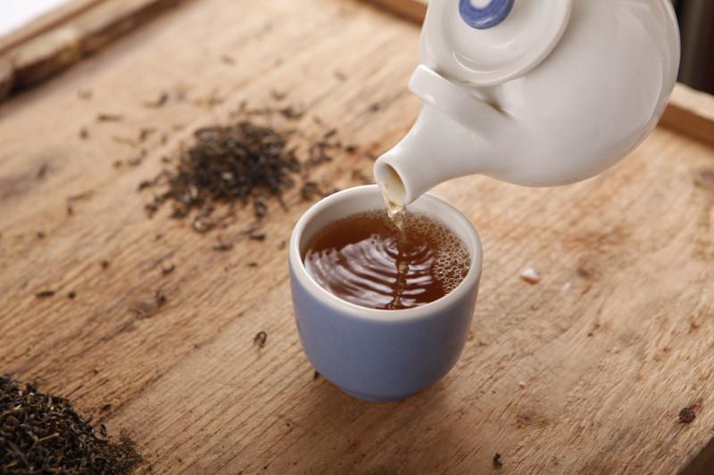 Černý čaj Pu Erh Organic