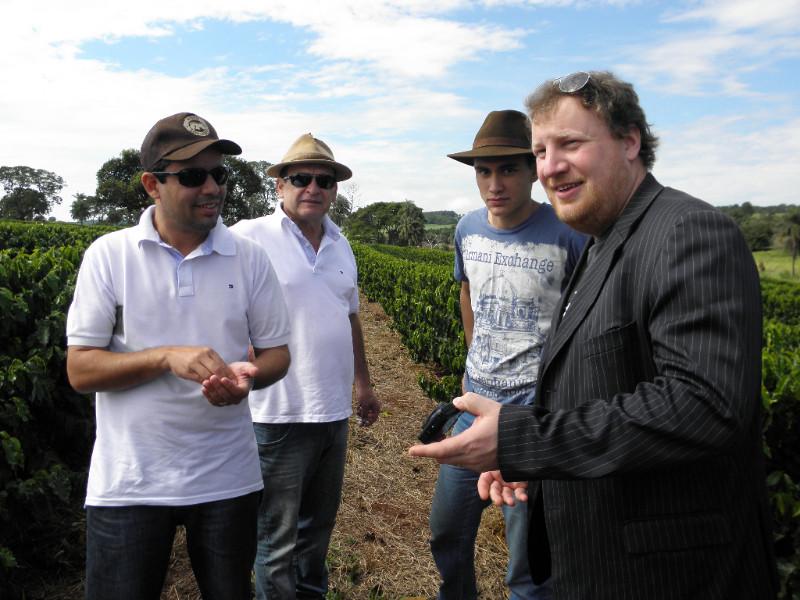Paulo Toledo Campos se synem Paulinem a Danielem Kolským