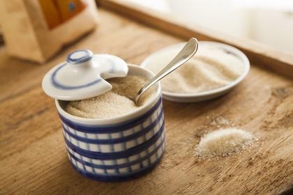 Třtinový cukr