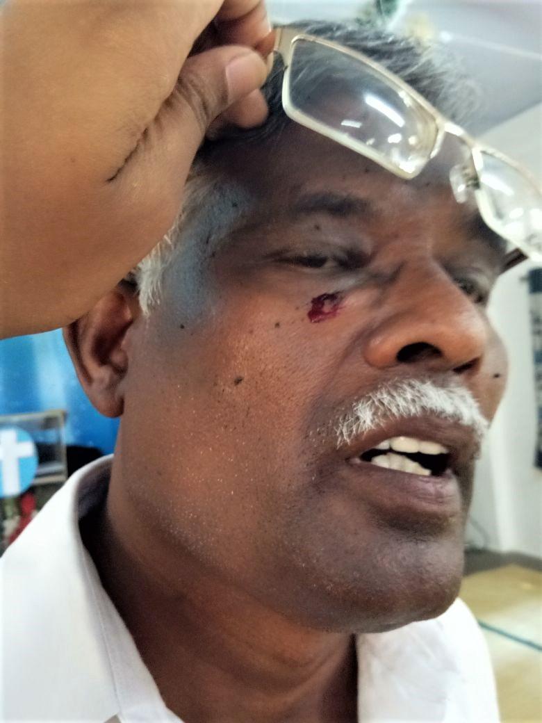 Pastor Sunder Singh of Dharmapuri, Tamil Nadu. (Morning Star News)