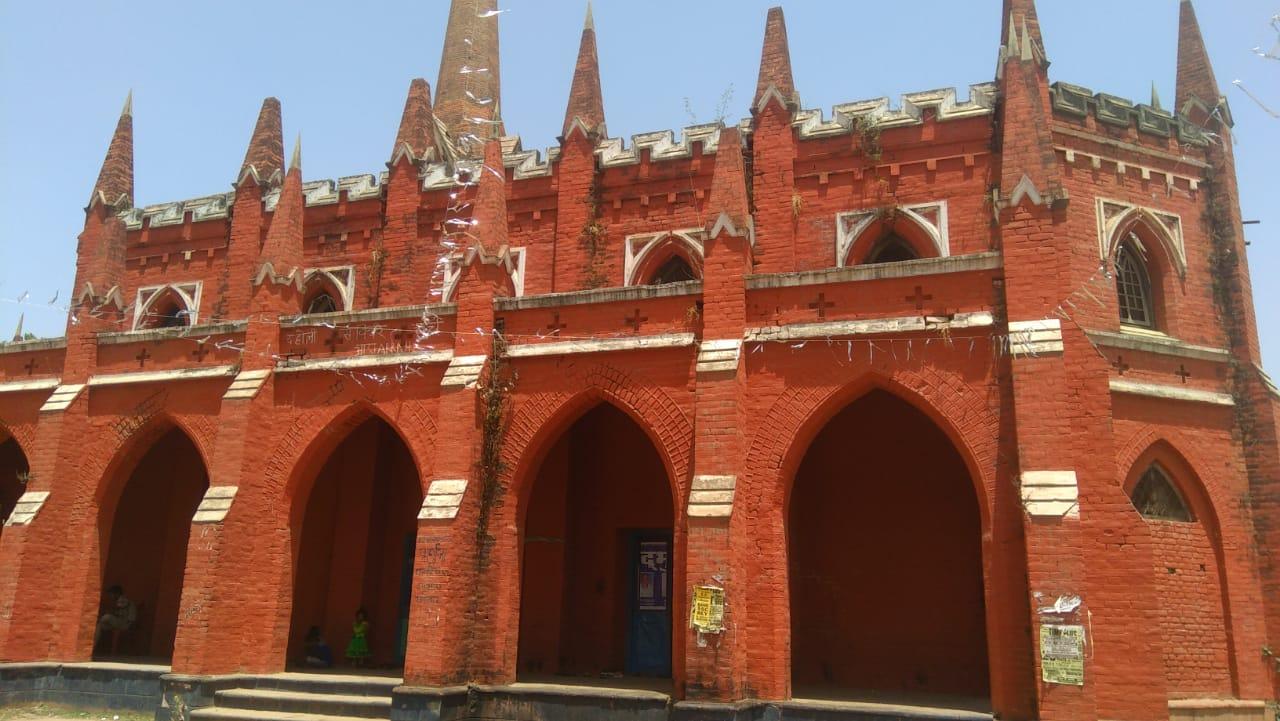 Holy Saviour Church of Arrah, Bihar state, India. (Morning Star News)