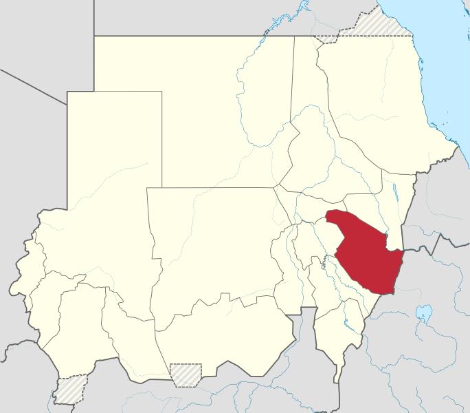 Al Qadarif state, Sudan. (Wikimedia