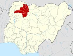 Zamfara state, Nigeria. (Wikipedia)
