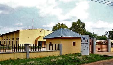 Command and Staff College in Jaji, near Kaduna City, Nigeria.
