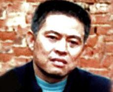 House church movement leader Gong Shengliang.