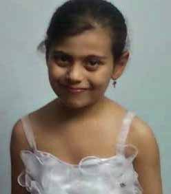 Mariam Ashraf Mesiha, 8, one of two girls killed in shooting. (Morning Star News courtesy of family)