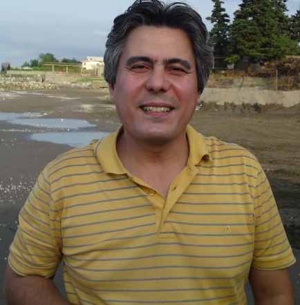 Pastor Behnam Irani, before the ravages of prison. (Present Truth Ministries photo)
