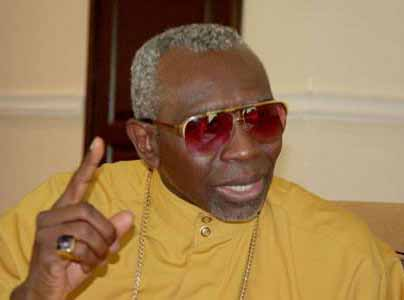 The Rev. Ayo