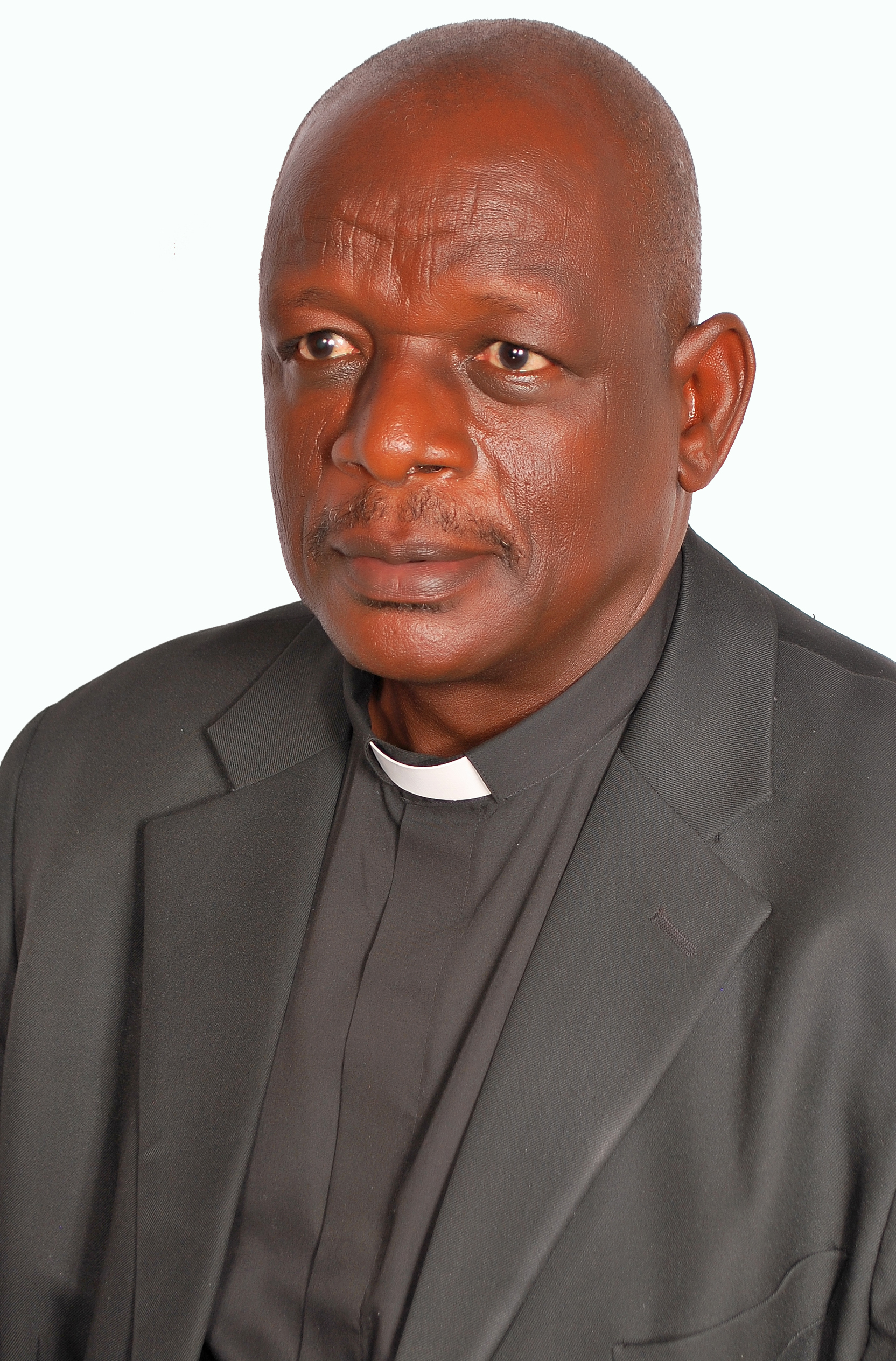 The Rev. Moses Thliza, head of Christian Faithful Fight AIDS in Nigeria.