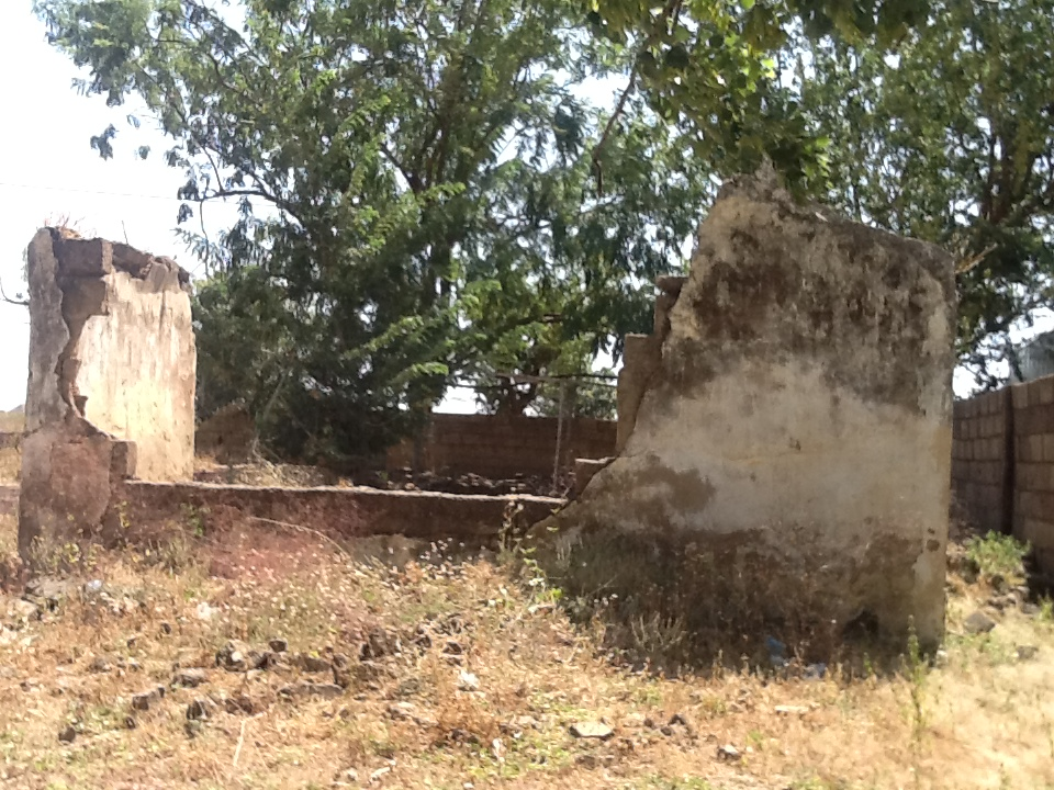 Ruins of ECWA church in Tudun Wada, Kano state, Nigeria. (Morning Star News)