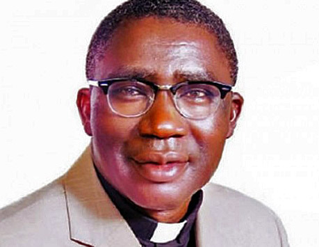 The Rev. Musa Asake, CAN general secretary. (File photo)