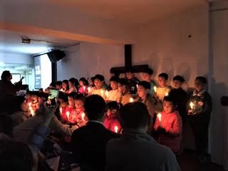 Early Rain Covenant Church gathering. (China Aid)
