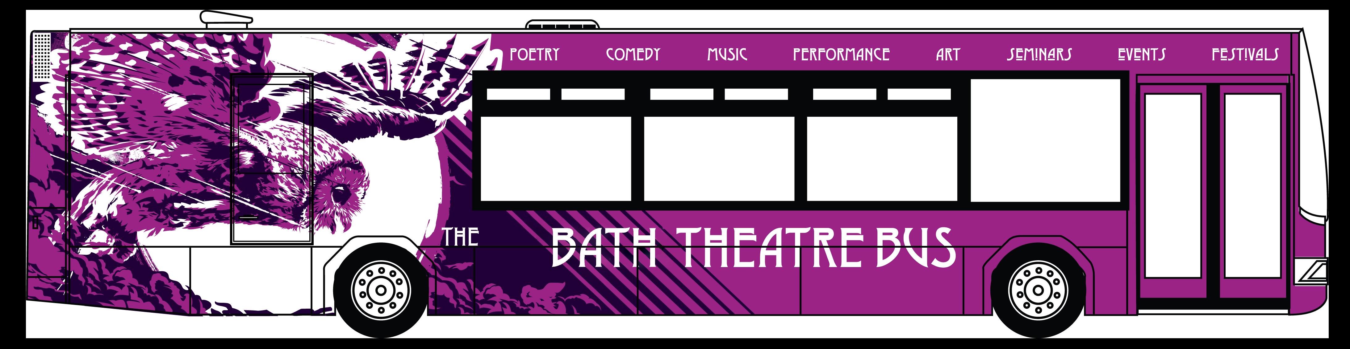 All Aboard The Bath Theatre Bus