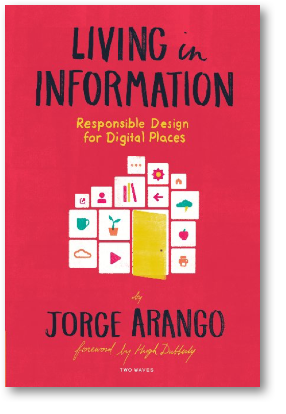 Living in Information book cover