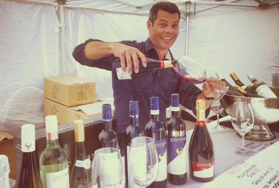 Dru - Koonara wines