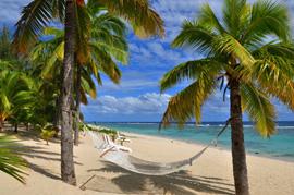 Sunset Resort Beach