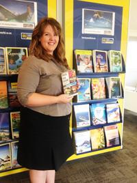 Lydia from Harvey World Travel - Bayfair