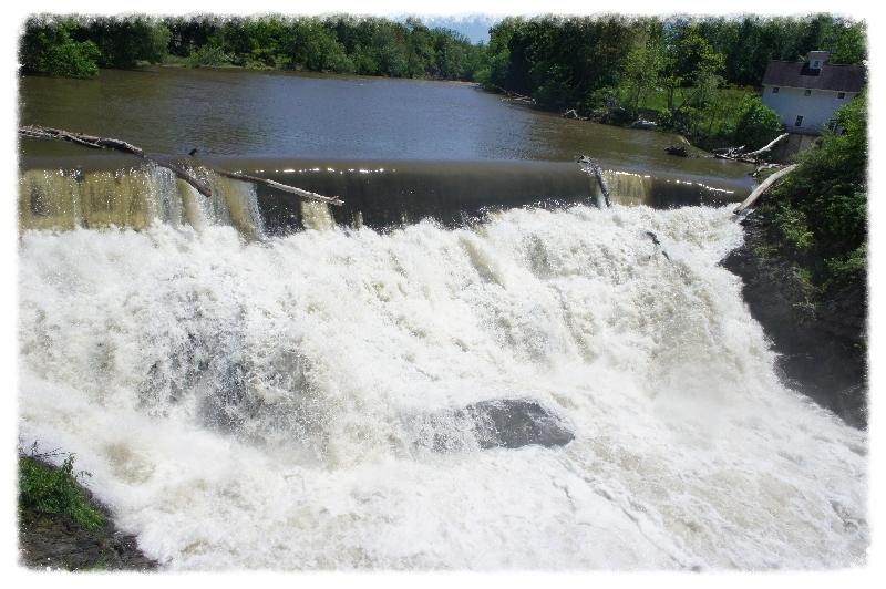 Beaver Falls aka Valatie Kill Falls, NY