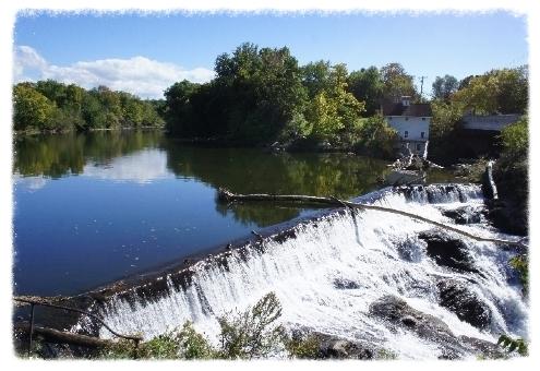 Beaver Falls in Valatie