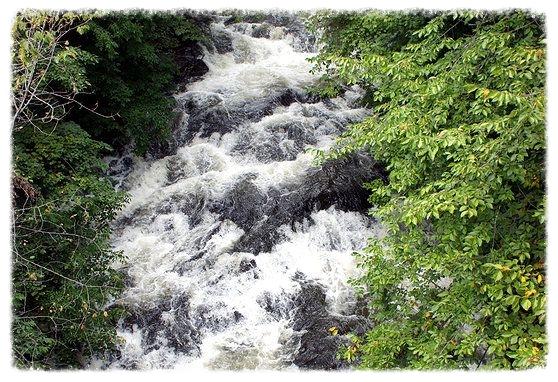 Wild's Falls at Valatie Kill, Valatie
