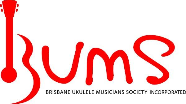 Brisbane Ukulele Logo - www.brisbaneukulele.com