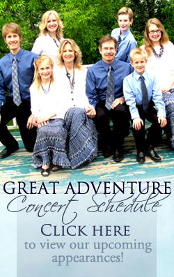Great Adventure Concert Schedule