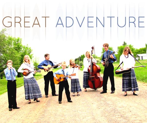 Great Adventure Ministry Update Header