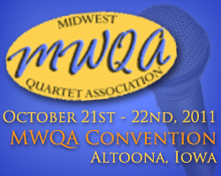 The Midwest Quartet Convention - October 21st-22nd, 2011