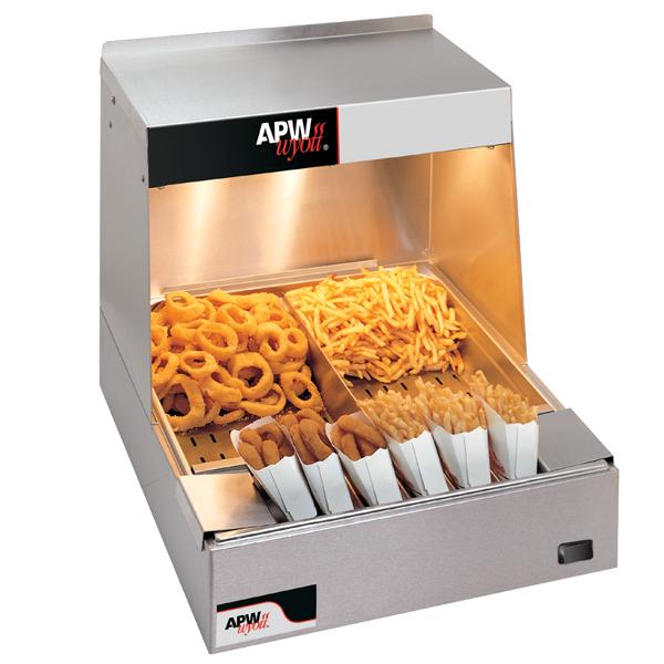 APW Fry warmer
