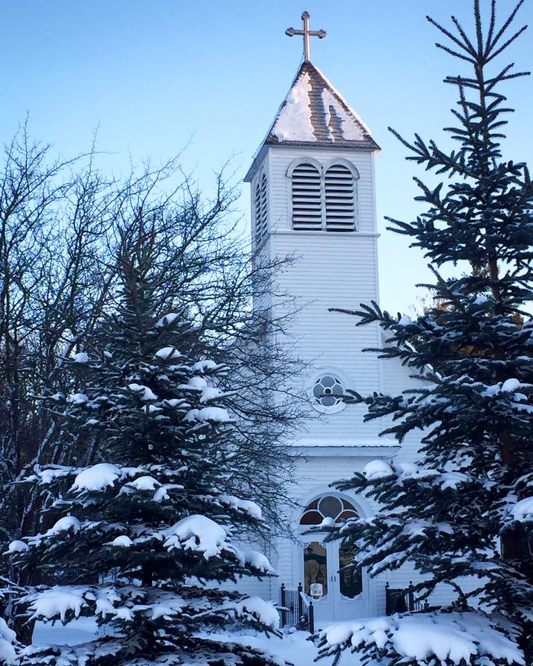 Madeline Island Church