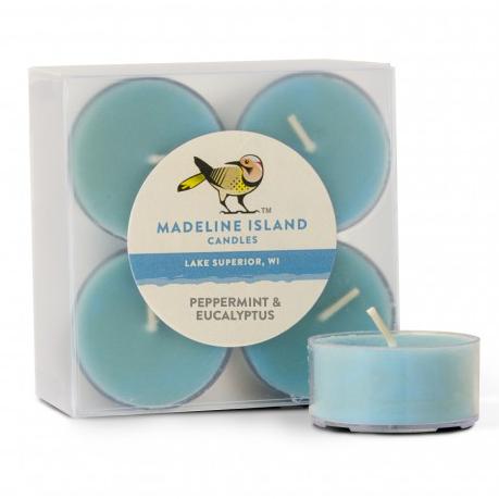 madeline island candle tealights