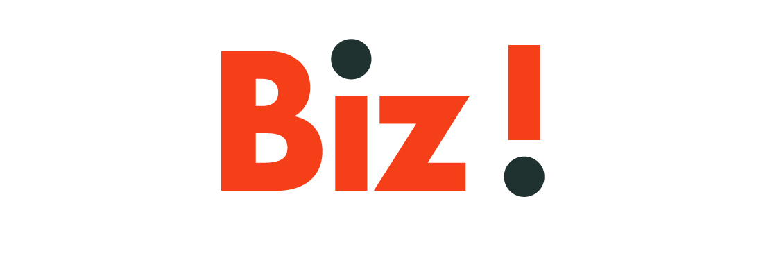 Biz!, as in Business Card!