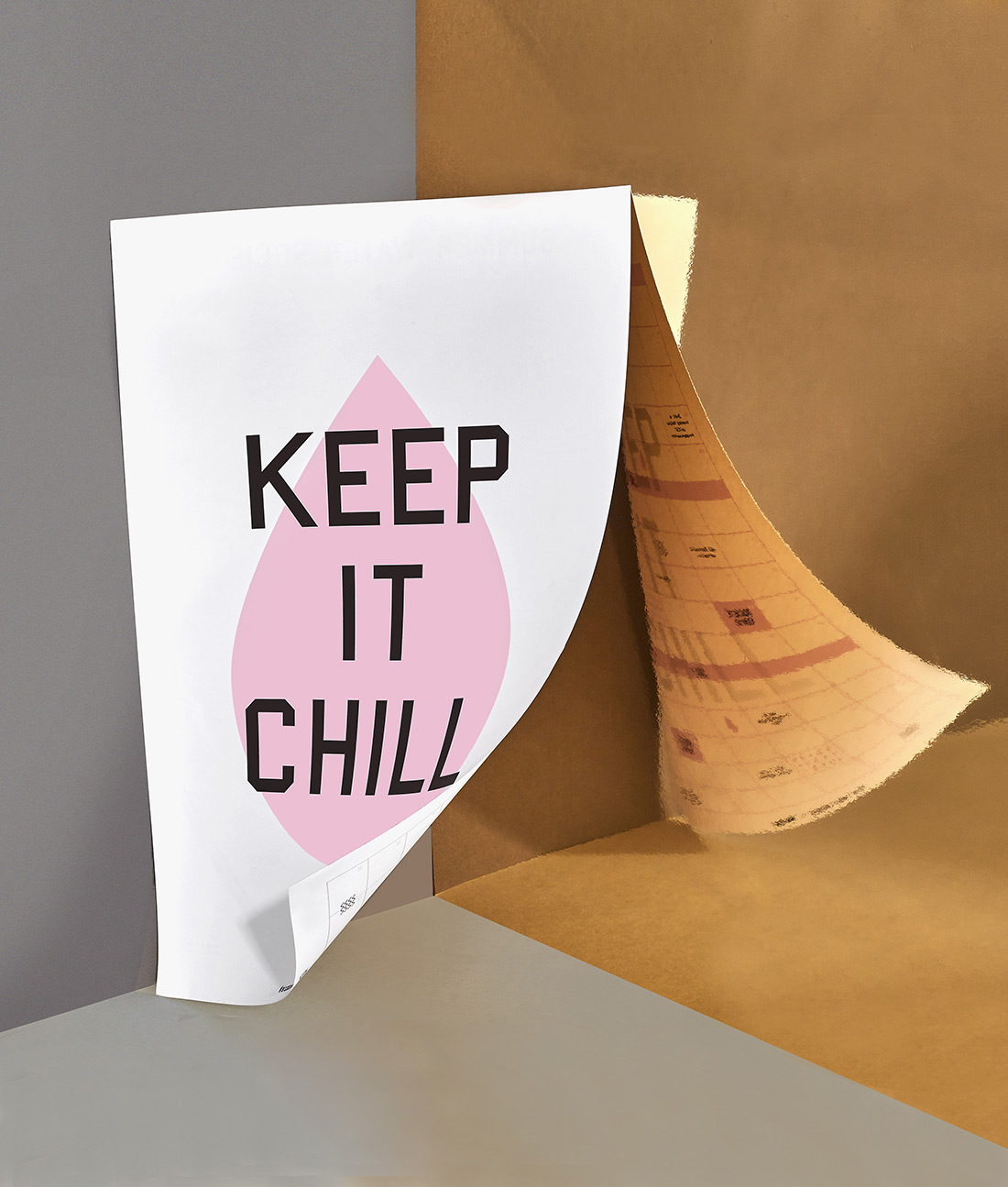 KEEP IT CHILL.