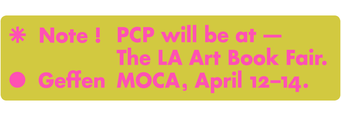 PCP at LAABF.