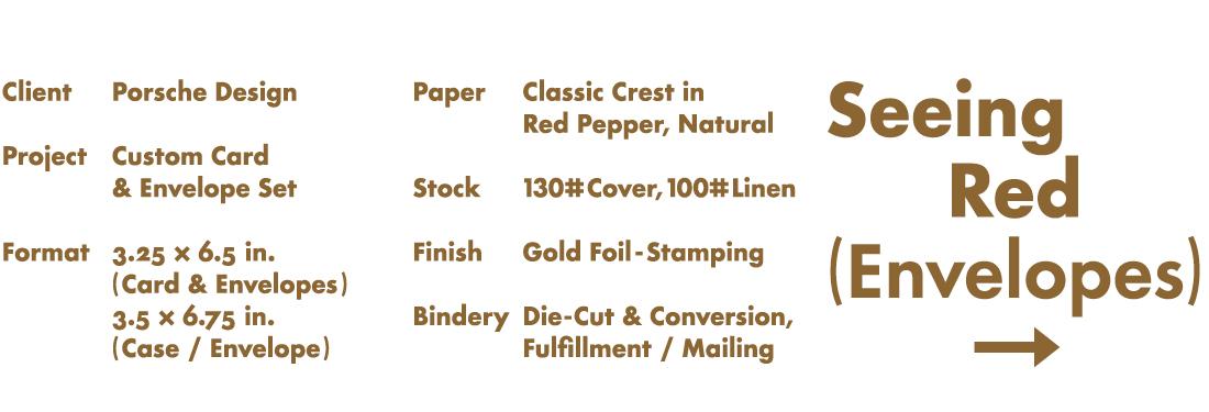 Seeing Red (Envelopes).
