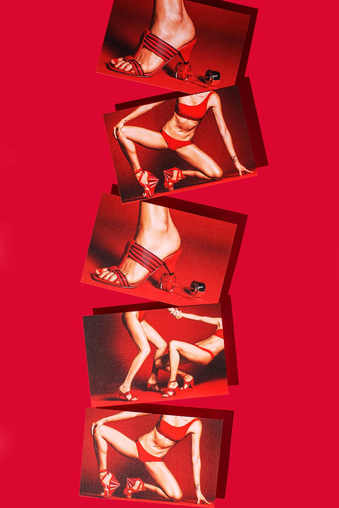 Tamara Mellon Flat Cards.