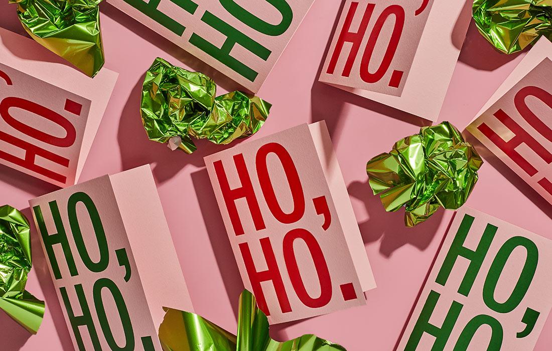 Ho, Ho.